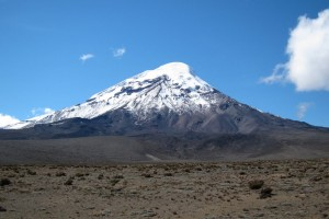 Chimborazo Ecuador